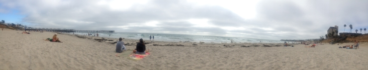 Beach Pano