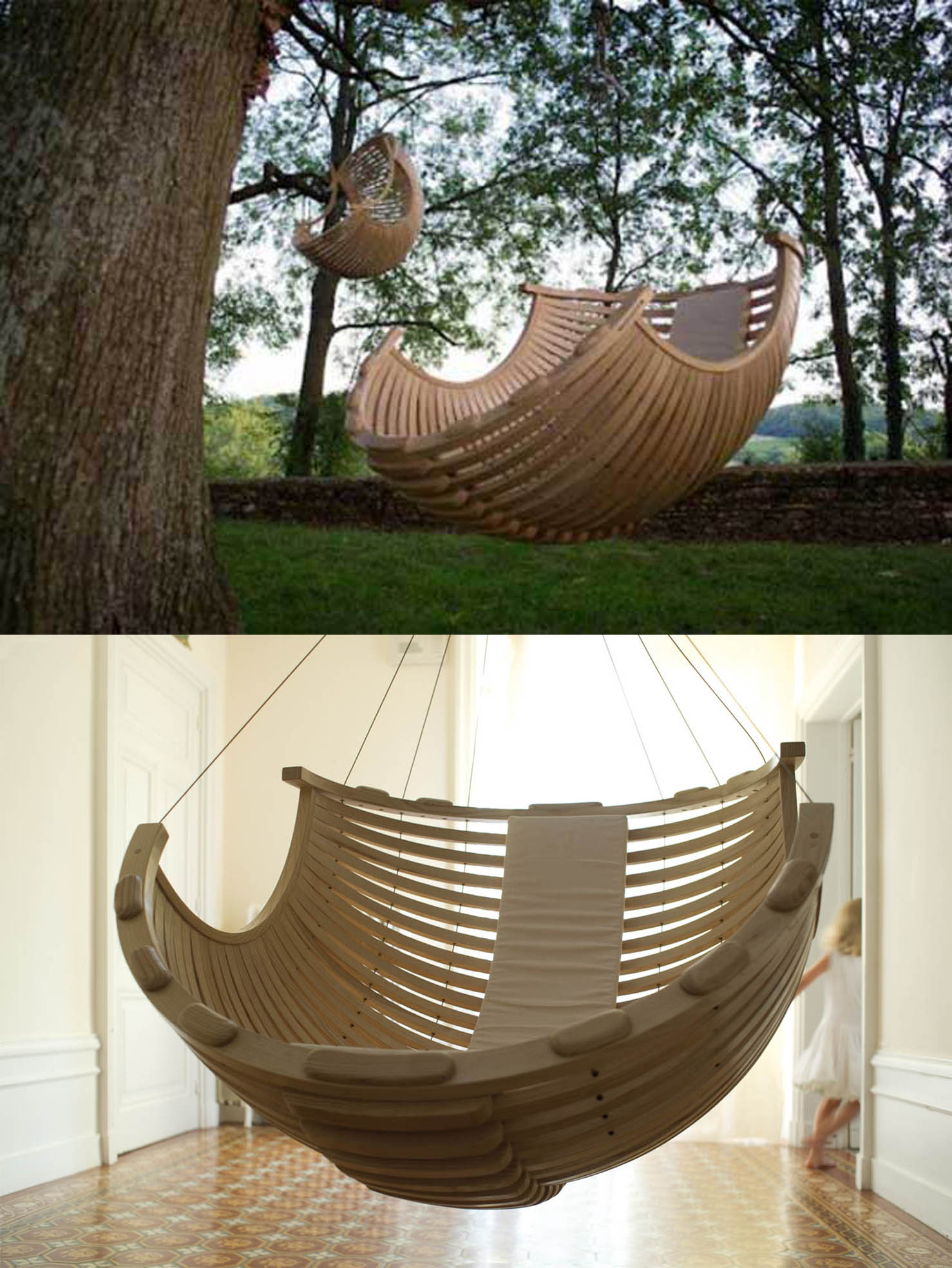Fantastic Furniture: Outdoor Hanging Chairs - F.I.N.D.S.
