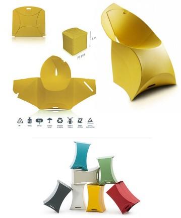 Flux Chair-Flux Pop