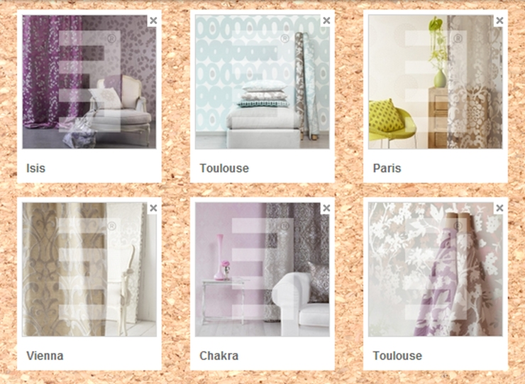 Eijffinger Textile Favorites