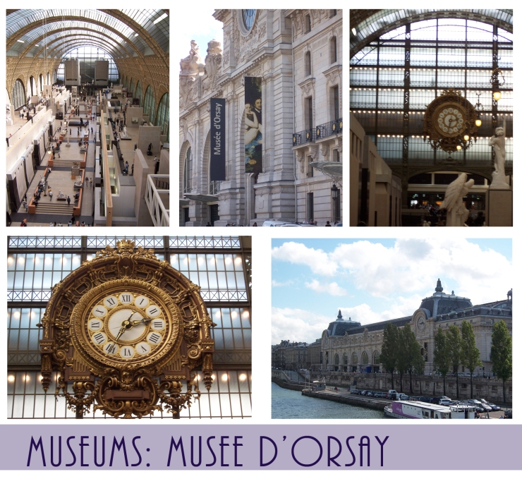 Time to Get Away - Museums - Musee dOrsay