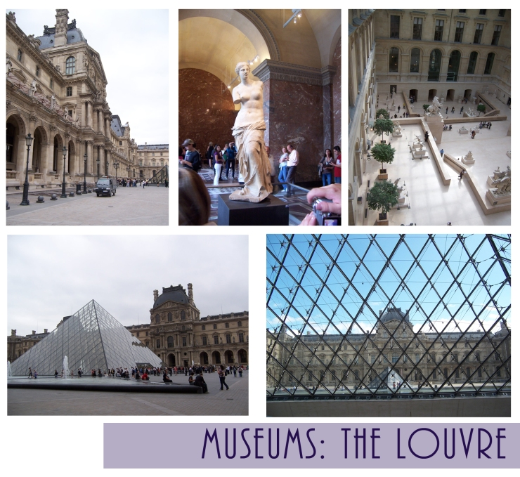 Time to Get Away - Museums - The Louvre