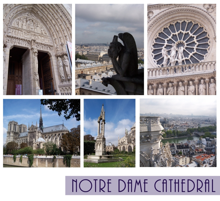 Time to Get Away - Notre Dame Cathedral