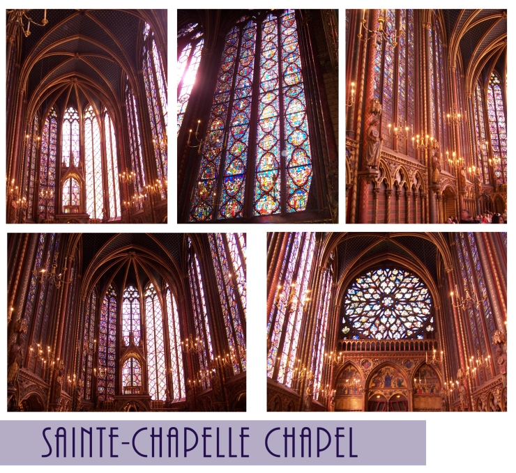 Time to Get Away - Sainte-Chapelle Chapel