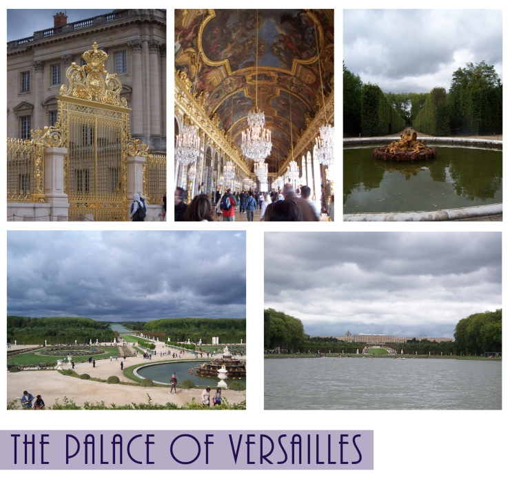 Time to Get Away - The Palace of Versailles