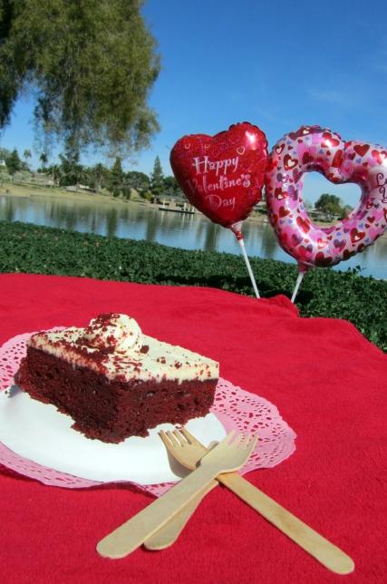 Valentines Picnic Date - Dessert