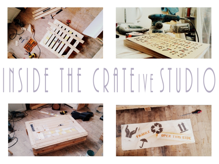 CRATEive - Inside the CRATEive Studio