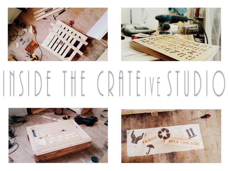 CRATEive - Inside the CRATEive Studio