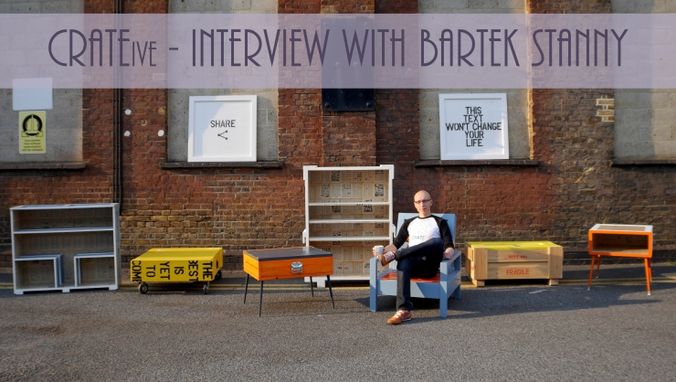 CRATEive - Interview with Bartek Stanny