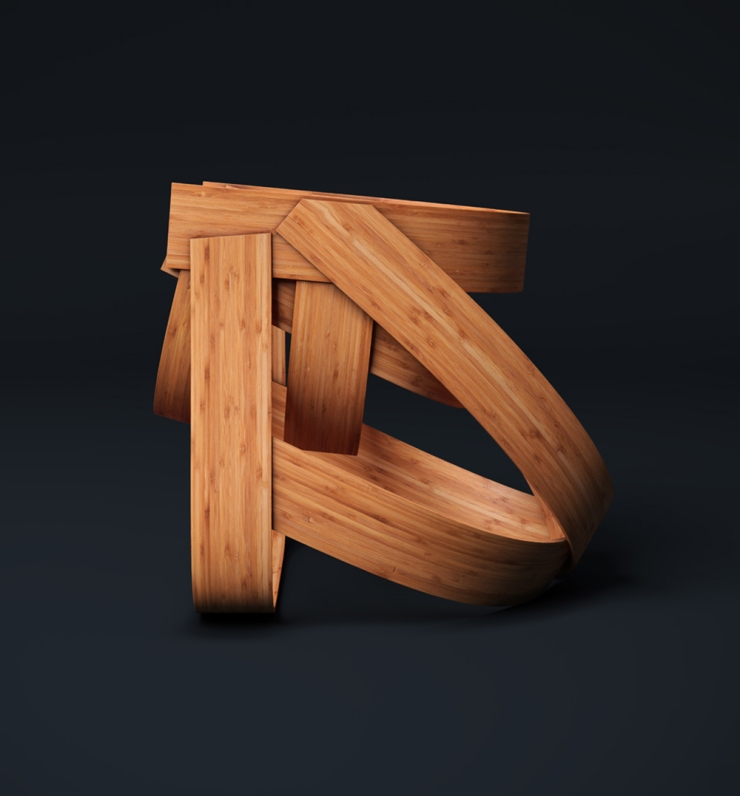 Bamboo Chair (image via Dutch Design Only)