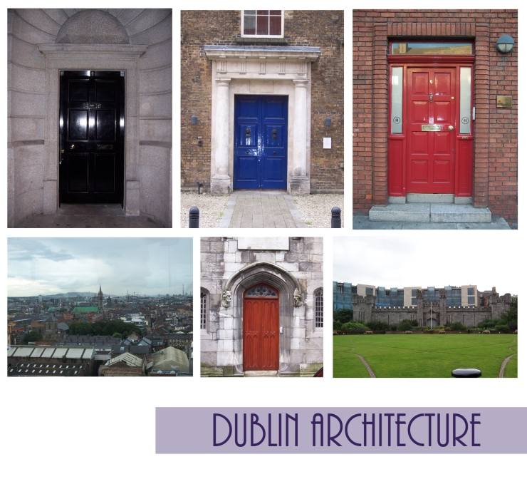 Time to Get Away - Dublin Architecture