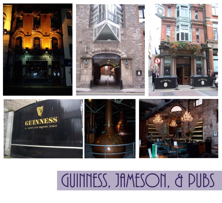 Time to Get Away - Guinness Jameson Pubs