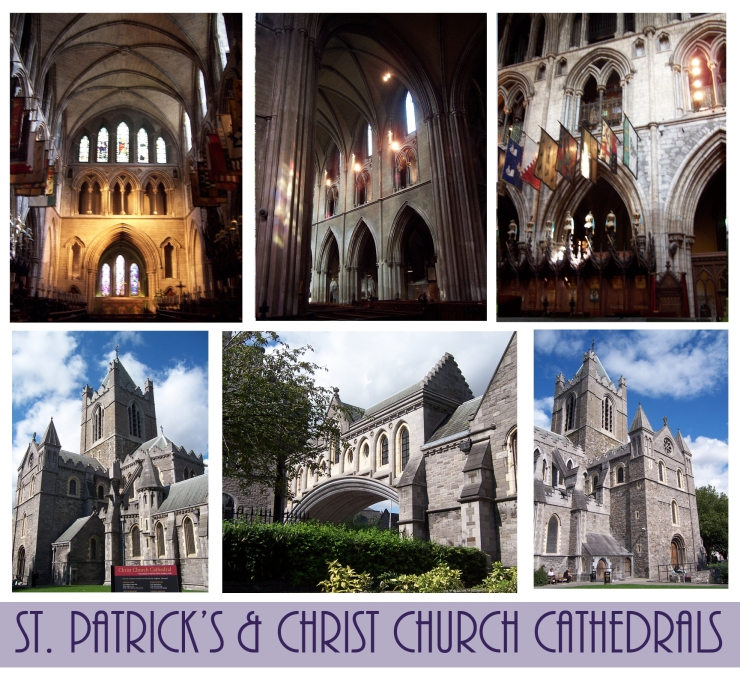 Time to Get Away - St Patricks and Christ Church Cathedrals