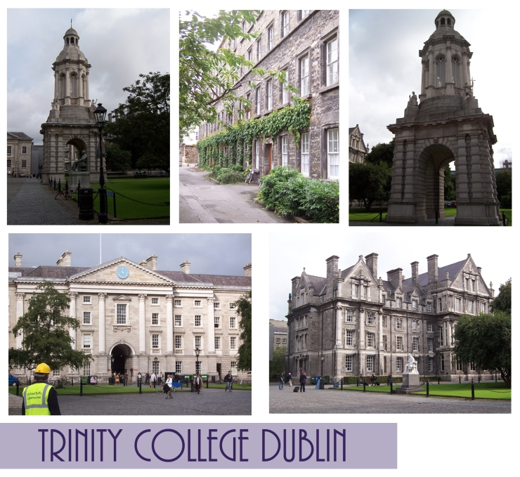 Time to Get Away - Trinity College Dublin