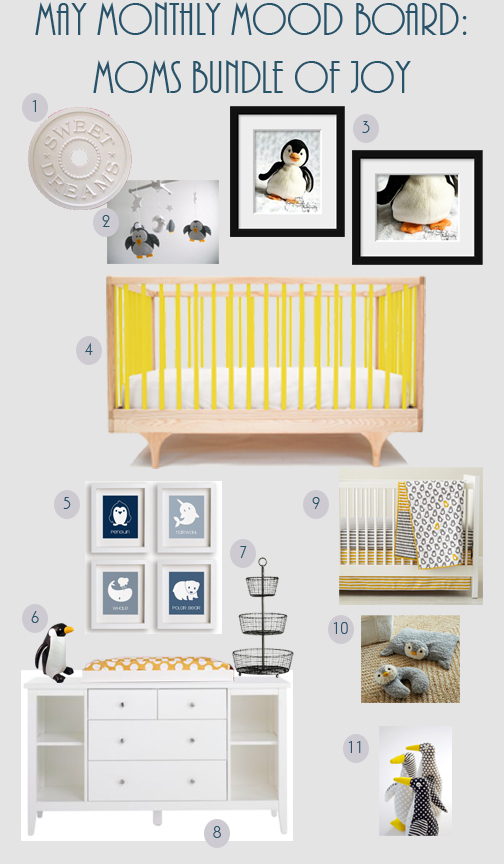 Finds - May - Monthly Mood Board - Moms Bundle of Joy
