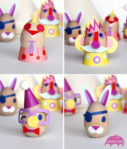 Masters of Disguise Easter Eggs via Small for Big