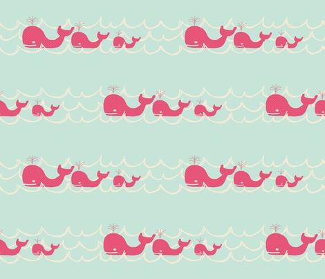Whale_Family_Adventure_contest - Studio Em Interiors Fabric Design