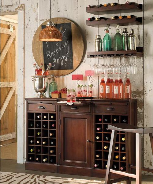 Home Bar Decorating Ideas: F.I.N.D.S