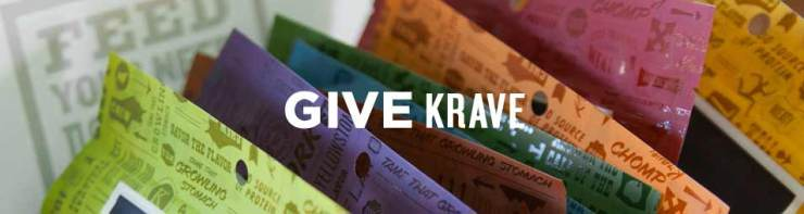 FINDS - Fathers Day Gift Guide - Krave Jerky Sample Pack