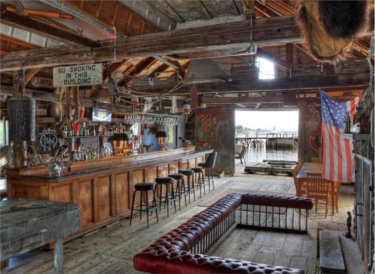 Ultimate Man Cave Roundup - FINDS Favorite Man Caves - Boat House