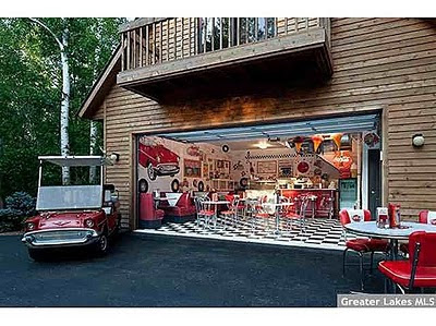 Ultimate Man Cave Roundup - FINDS Favorite Man Caves - Garage