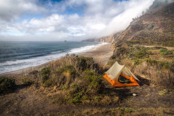 Wildcat Campground - Point Reyes National Seashore - California - Time to Get Away - Guys Camping Trip