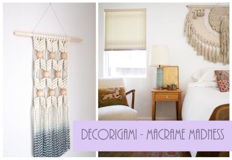 Decorigami - Macrame Madness