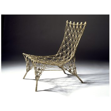 Knotted Chair - Decorigami - Macrame Madness