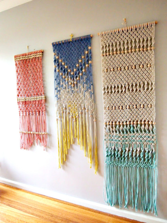Macrame Wall Hanging - Decorigami - Macrame Madness