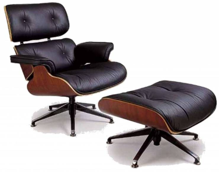 Fantastic Furniture - Mid-Century Modern Design - Eames Lounge Chair