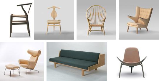 fantastic furniture mid century modern design hans wegner from