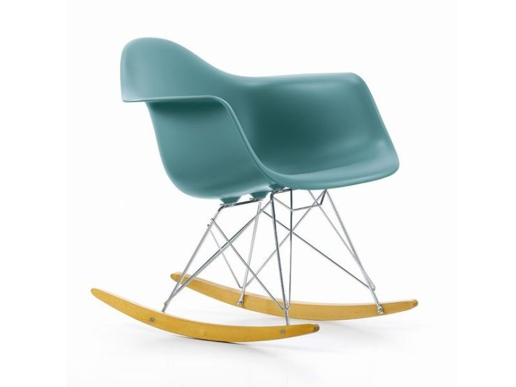 Fantastic Furniture - Mid-Century Modern Design - RAR Eames Rocker