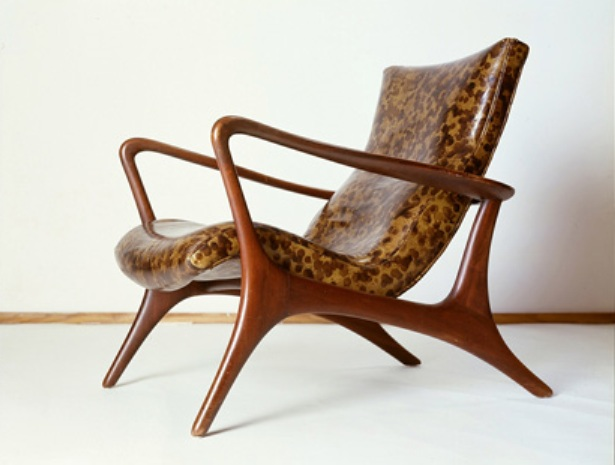 Fantastic Furniture   Mid Century Modern Design  Vladimir Kagan Contour Low  Back Lounge Chair