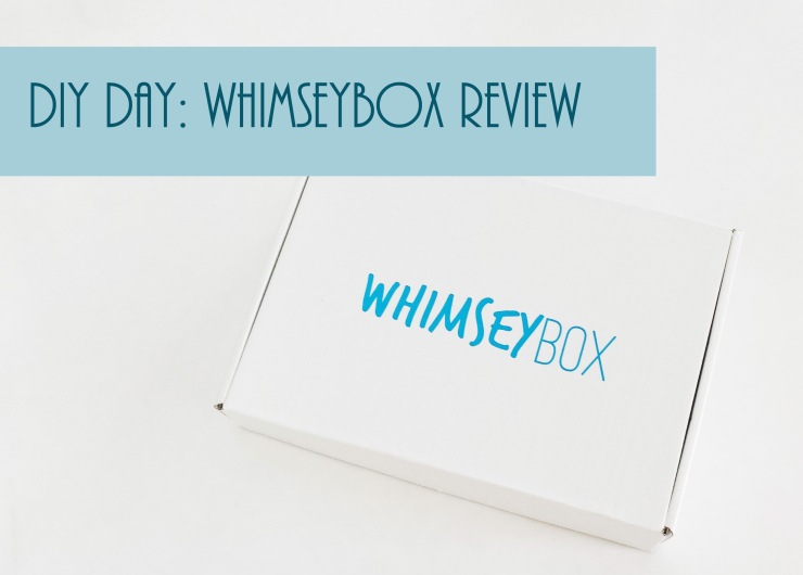 FINDS - DIY DAY - Whimseybox Review