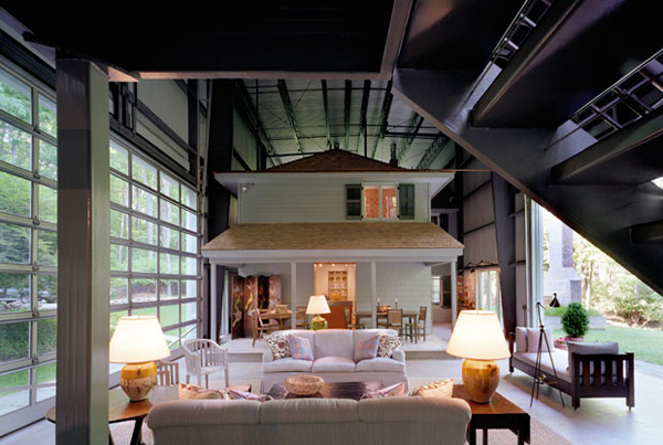 Shipping container home f i n d s - Inside shipping container homes ...