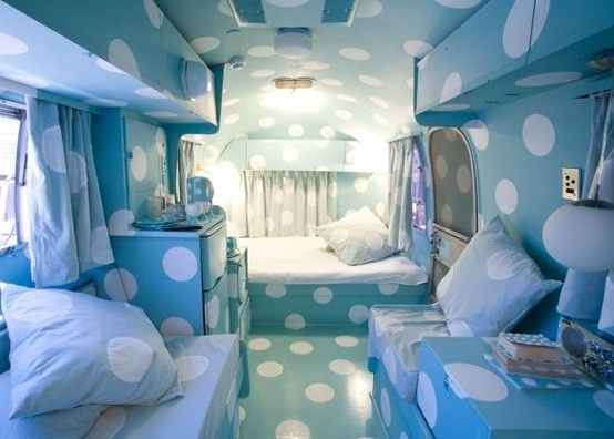 The Grand Daddy Boutique Hotel, Cape Town – Sky Bar – An Airstream Rooftop Trailer Park - Dorothy Trailer