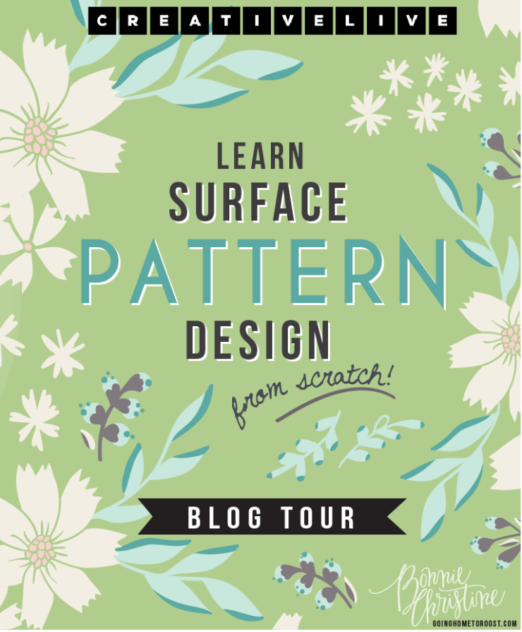 Design Surface Patterns From Scratch Blog Hop