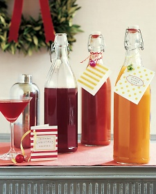 Design Finds- Holiday Hostess Gifts under $50 - Cocktail Mixers