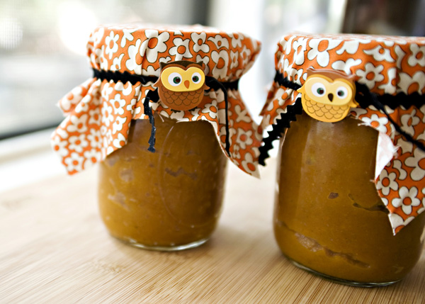 Design Finds- Holiday Hostess Gifts under $50 - Pumpkin Butter