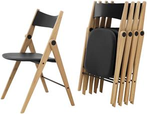 FINDS - Chair of the Month - BoConcept Oslo Folding Chair