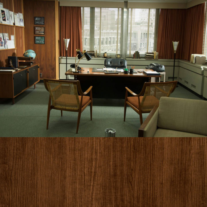 Sterling Cooper Draper Price Offices - Get the Look - FINDS Blog