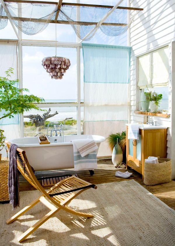 Tropical Bathroom Inspiration - 3 - FINDS Blog
