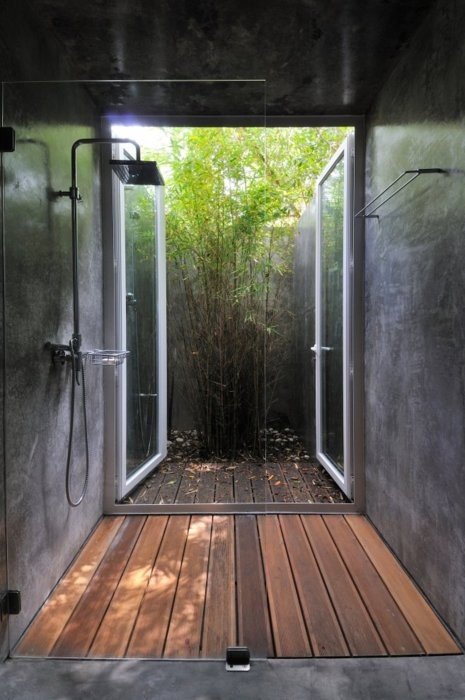 Tropical Bathroom Inspiration - 4 - FINDS Blog