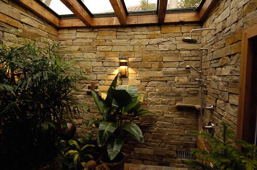 Tropical Bathroom Inspiration - 5 - FINDS Blog