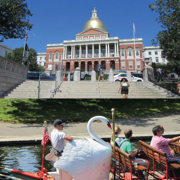 Sights of Boston