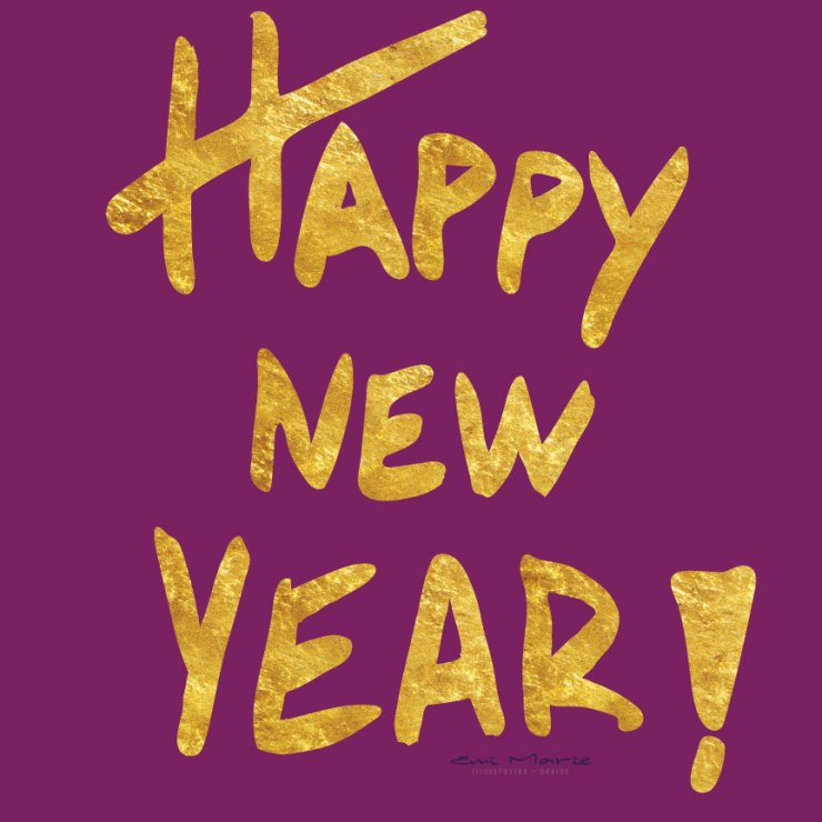 Happy New Year from Studio Em Interiors, Emi Marie Design + Illustration, and all of us here at FINDS Blog